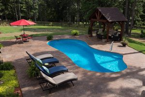 Why choose a fiberglass in-ground pool?